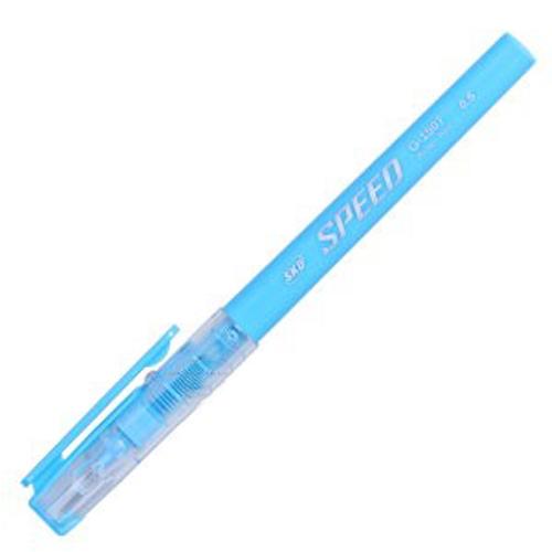 SKB G-1507淺藍 0.5中性鋼珠筆