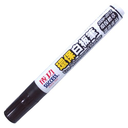 成功 1307-1 黑色環保可填充白板筆