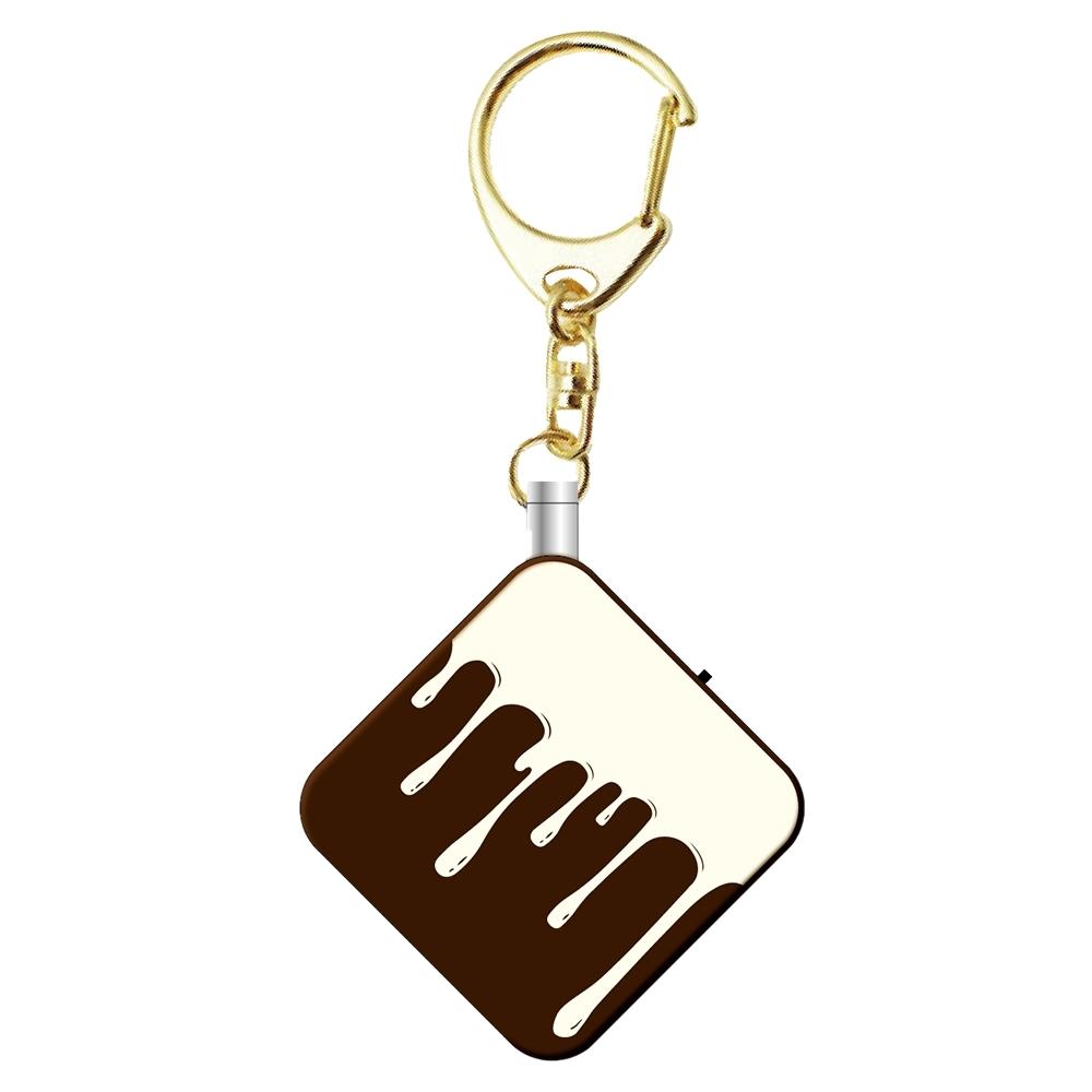 JINHO JH-076 牛奶巧克力防狼防身警報器