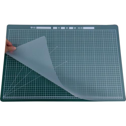 iMAT 無毒環保抗菌雙層桌墊40cmx60cmx0.13