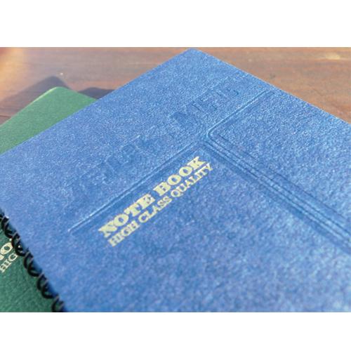 32K活頁筆記本-藍