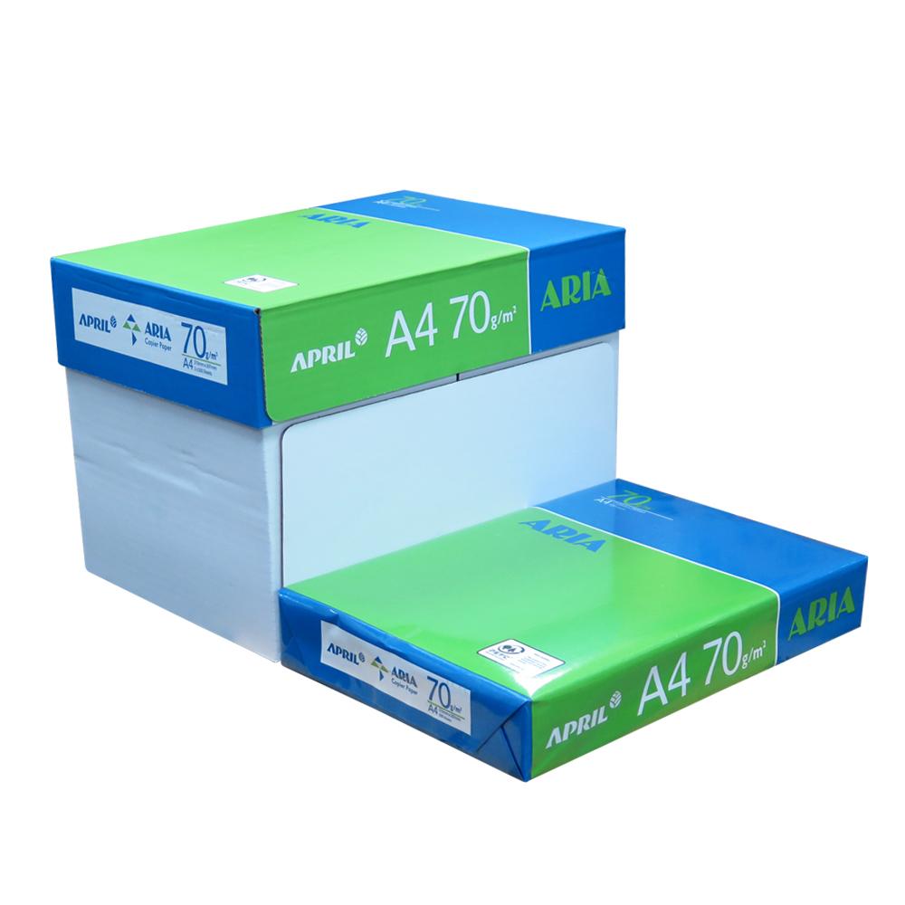 ARIA 70P A4影印紙(每箱5包)