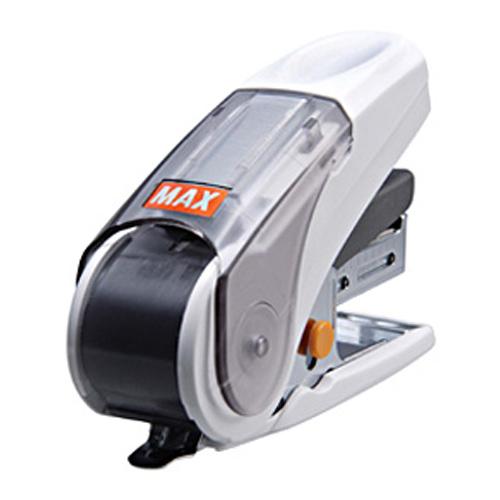 MAX HD-10NLK 白 釘書機(10號) 20張