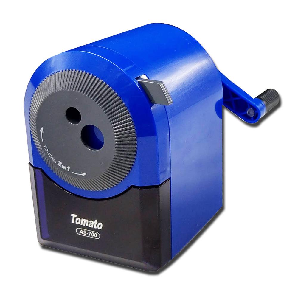 Tomato 藍 AS-700大小通用五段式削筆機