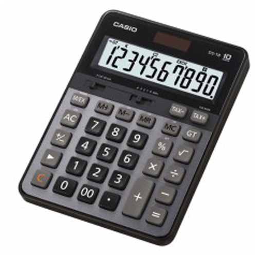 CASIO DS-1B 桌上型計算機10位稅率