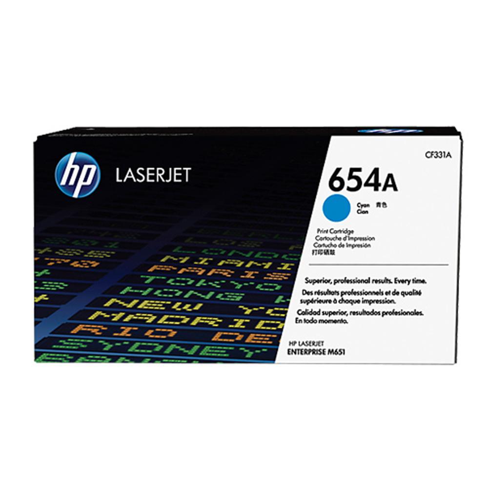 HP CF331A  藍色碳粉匣 CLJ-M651