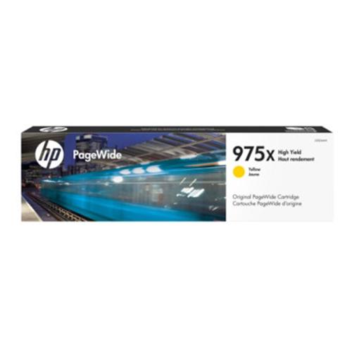 HP 975X 黃色原裝墨盒Pro 452dn Printe