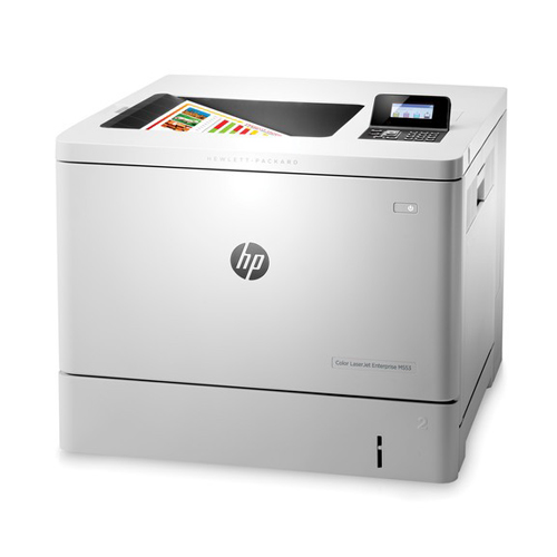 HP Color LaserJet M553dn 雷射印表機