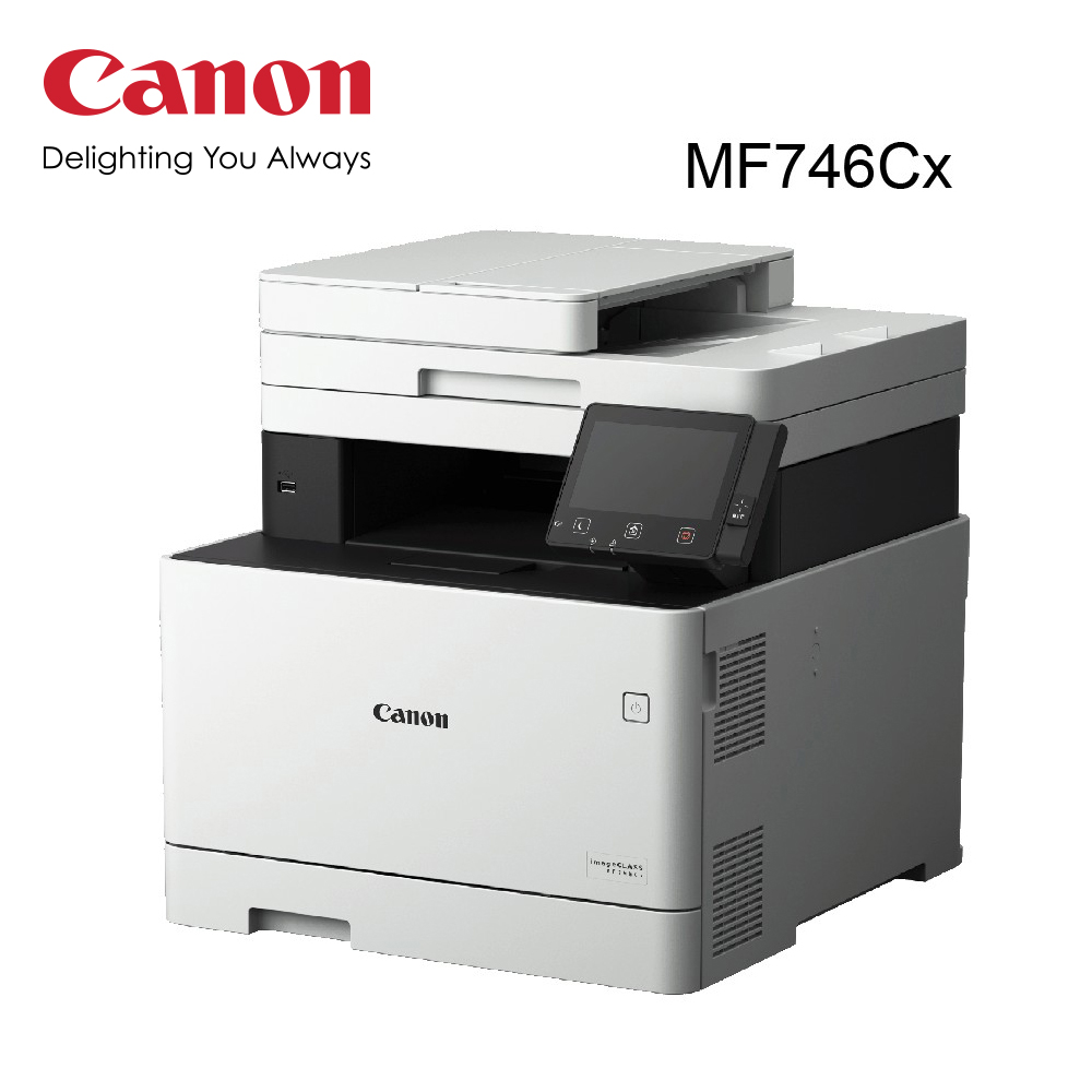 Canon MF746Cx彩色雷射事務機