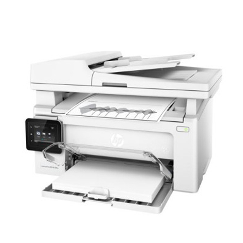 HP LaserJet M130FW無線黑白雷射傳真機