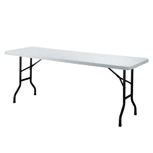 潔保 BT-2x6 灰白環保折合式會議桌