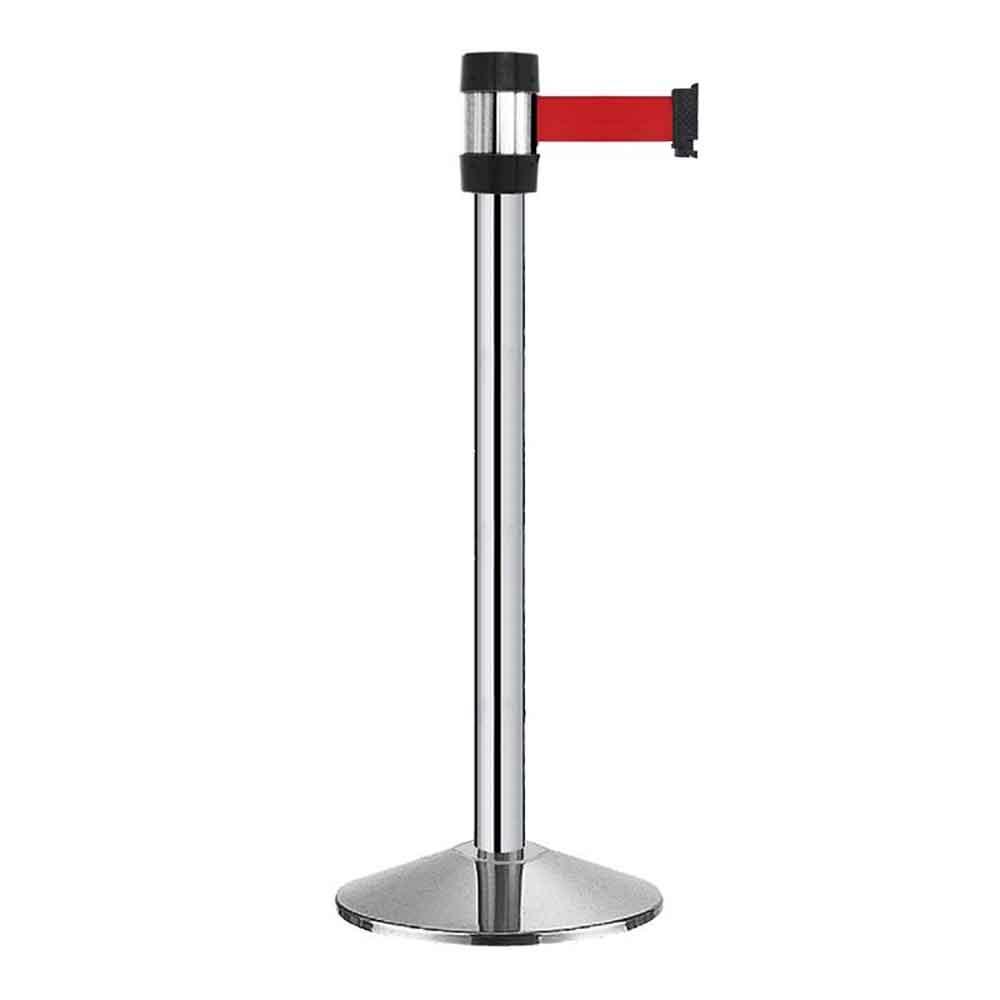 RS-N5SR 萬向欄柱(銀柱)經濟型(帶長500cm)