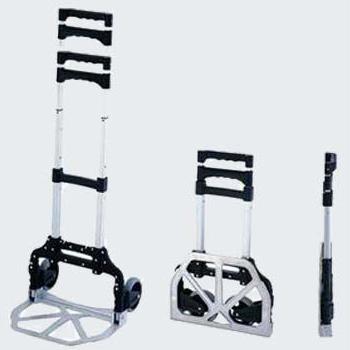 H-003S鋁製摺疊式手推車640mm 荷重:50kg