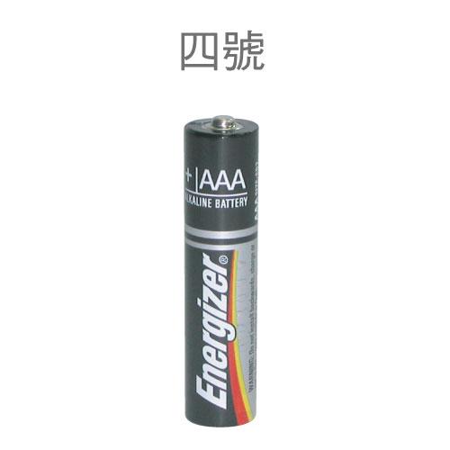 勁量AAA4號E92鹼性電池4個 (真空包)新加坡
