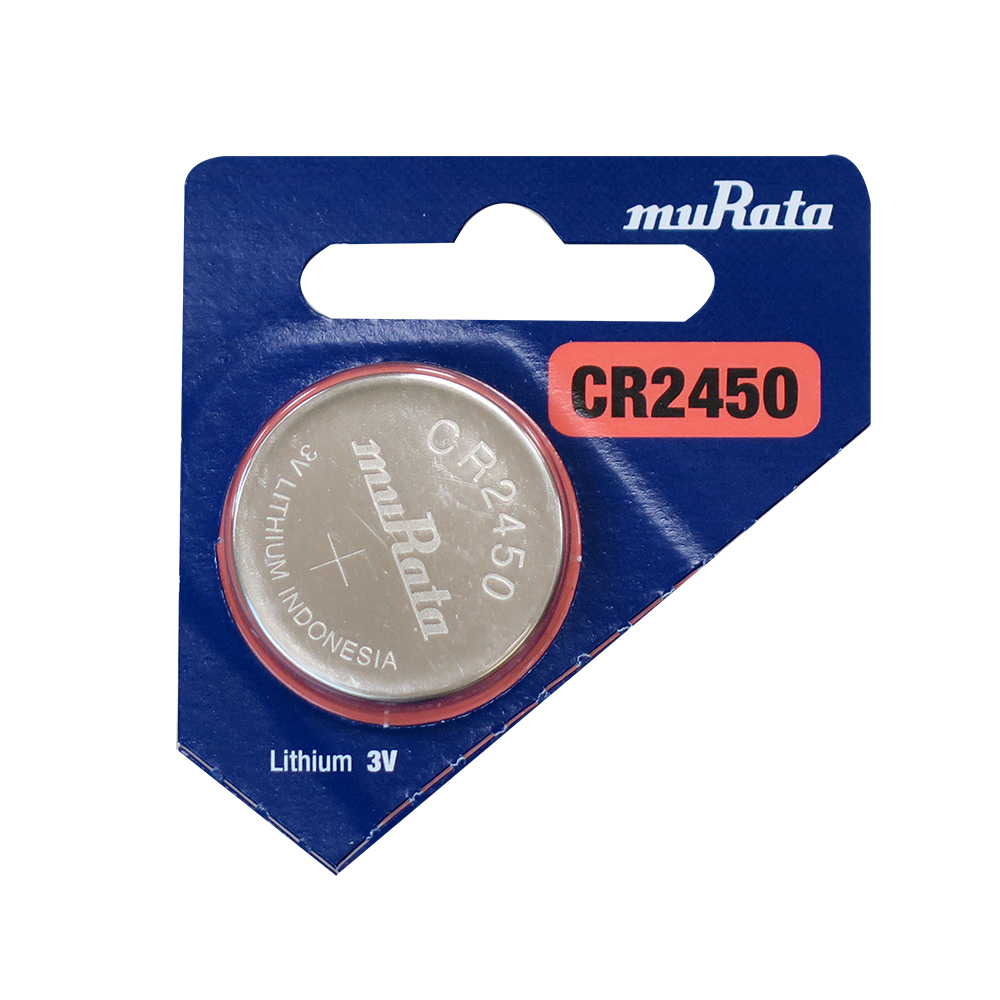 SONY CR2450鈕扣電池3V/5個/大卡