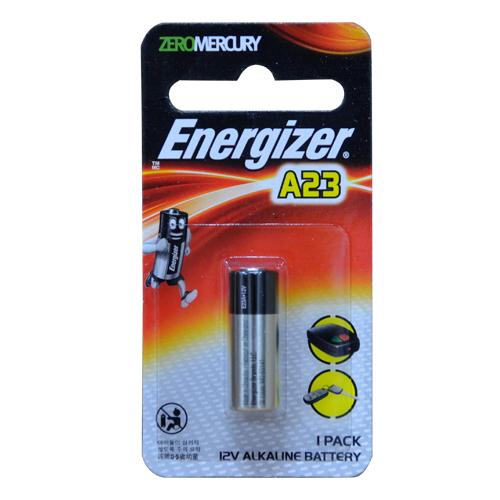 勁量 搖控器(12V A23)電池1卡  12個/盒