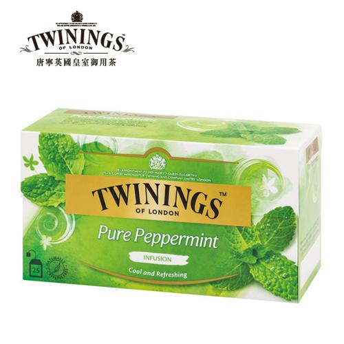 【唐寧茶】沁心薄荷茶(2gx25入)