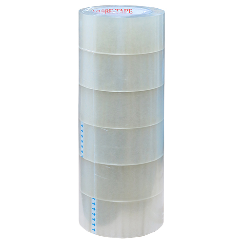 地球104 48mmx90M透明膠帶6卷/束(701E)